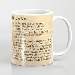 Fruit Cakes - Vintage Coffee Mug