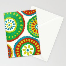 Dutch Medallions Stationery Cards