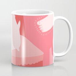 Cats and Toes Coffee Mug