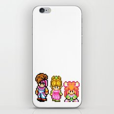 Secret of Mana Characters iPhone & iPod Skin