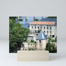 View of a small island Mini Art Print