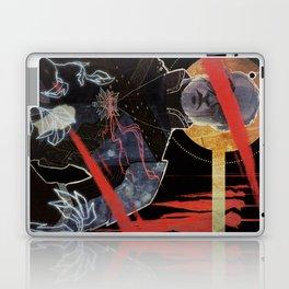Justice tarot card Laptop & iPad Skin