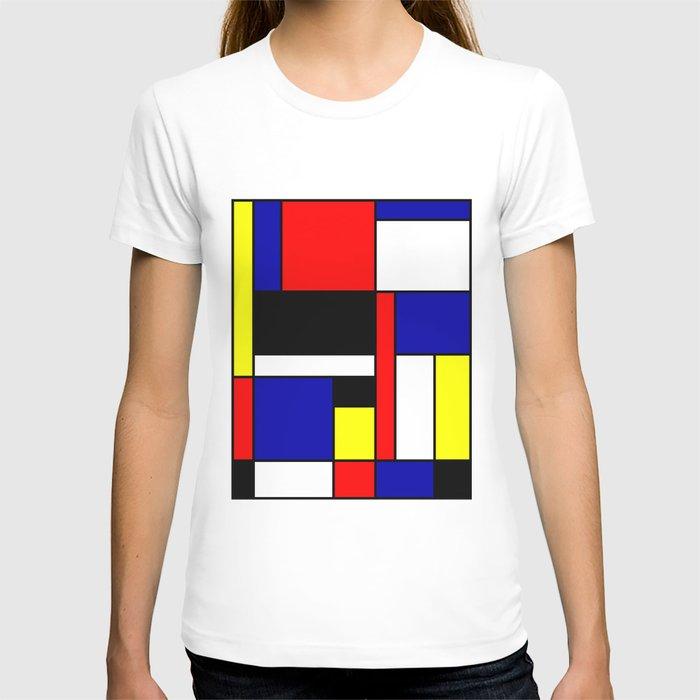Mondrian #70 T-shirt