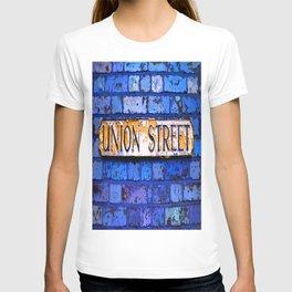 Union Street T-shirt