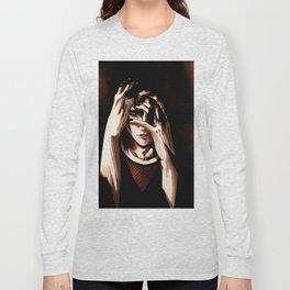 itachi uciha Long Sleeve T-shirt