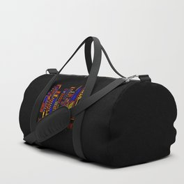 Tokyo Adventure Duffle Bag