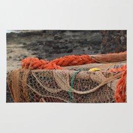 Netting Lobos Rug