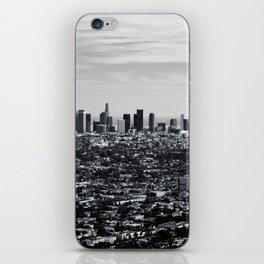Los Angeles skyline iPhone Skin
