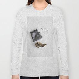 SHIRT - PANTS - BOOTS - MAN - PHOTOGRAPHY Long Sleeve T-shirt