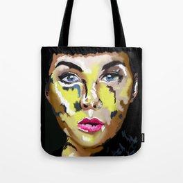 Young girl  Tote Bag