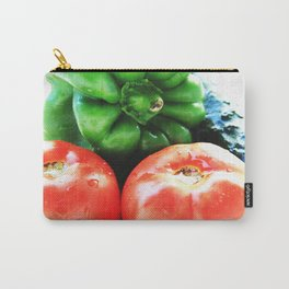 Colors of vegetables Carry-All Pouch