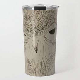 Mr. Owl Travel Mug