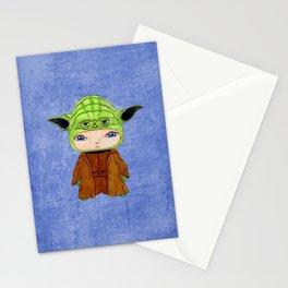 A Boy - Yoda Stationery Cards