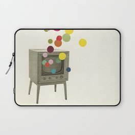 Colour Television Laptop Sleeve
