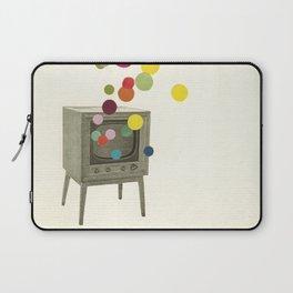 Colour Television Laptop Sleeve