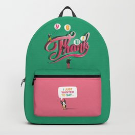 Thank You Backpack