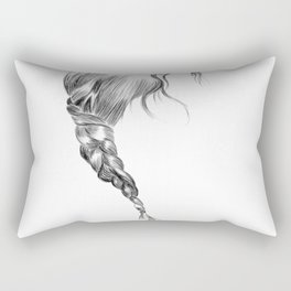 Katniss Rectangular Pillow