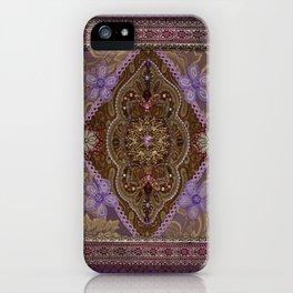 Lavender Vision iPhone Case
