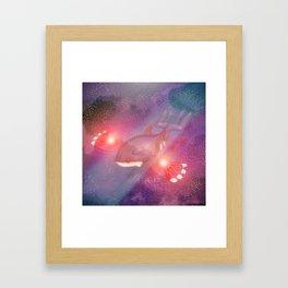 Kyogre Two. Framed Art Print