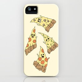 Ghost Pizzas iPhone Case