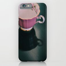 Pink Teacup iPhone 6s Slim Case