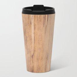 Wood Grain #575 Travel Mug