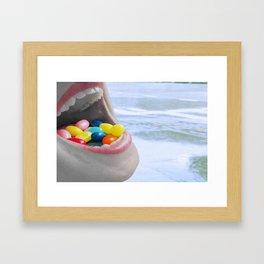 Jellybeans   Framed Art Print