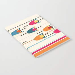 Bicycles Notebook