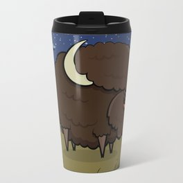 Bison Metal Travel Mug