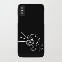 Music Monster  iPhone Case