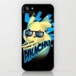 Lemme get a... iPhone Case