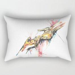 the greatest gift Rectangular Pillow