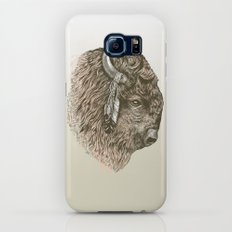 Buffalo Portrait Galaxy S6 Slim Case