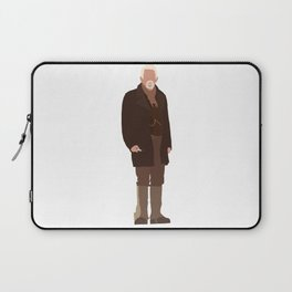 The War Doctor: John Hurt Laptop Sleeve