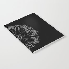 Flower Lace Notebook