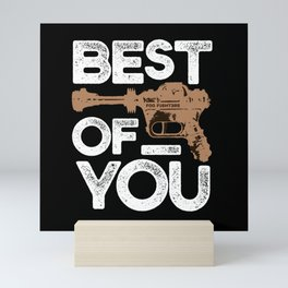 Best of You - Fighters Mini Art Print