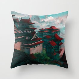 A Part of the Sky Throw Pillow