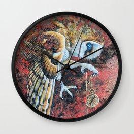 The Keeper Wall Clock