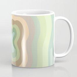 Ausable Chasm Canyon Stripes Coffee Mug