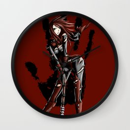 Listener of the Black Hand - Nord Wall Clock