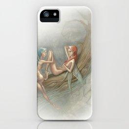 fairies iPhone Case