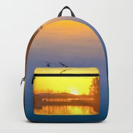 Soundtrack of silence Backpack
