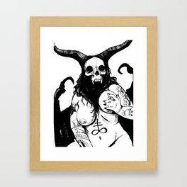 Muse II Framed Art Print