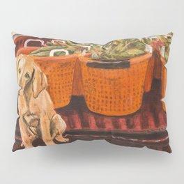 Farm Dog Pillow Sham