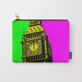 Big Ben - In all her coloured glory... Carry-All Pouch