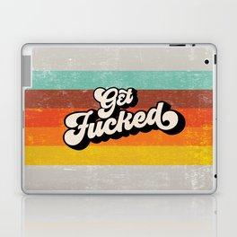 Get Fucked Laptop & iPad Skin
