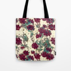 Floral Dreams 10 Tote Bag
