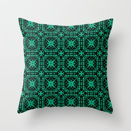 Rexy Cathedral Throw Pillow