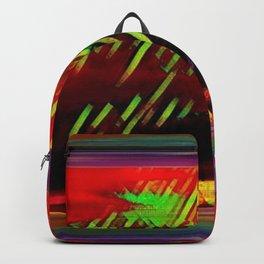 Disturb green Backpack