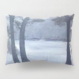 Lake mornings Pillow Sham